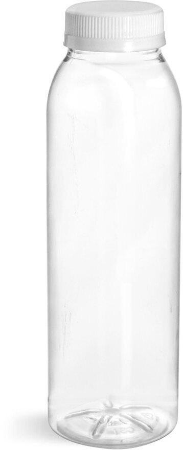38 mm White White Ribbed PP TE Caps