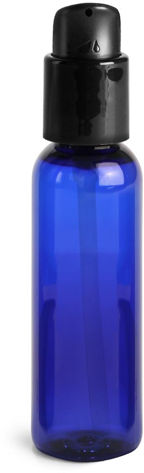 Smooth Black PP Treatment Pumps w/ 4 1/4