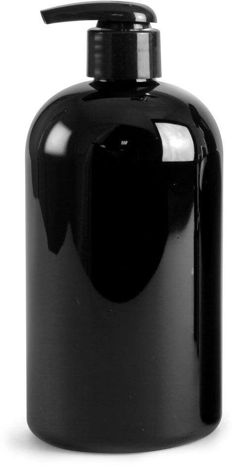 2cc Black PP Lotion Pumps