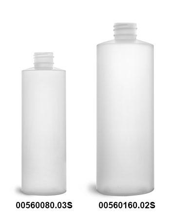 Original Natural HDPE Cylinders