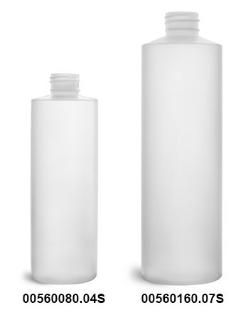 New Natural HDPE Cylinders