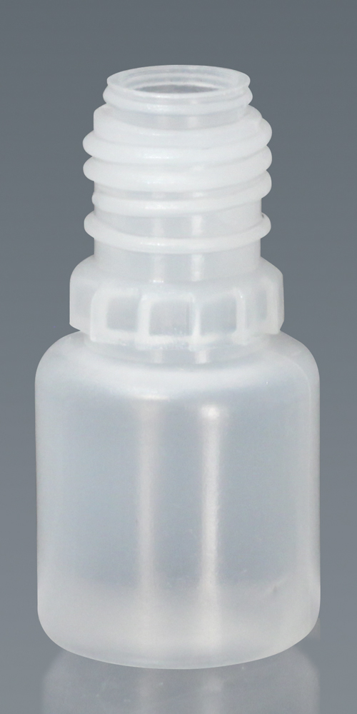 5 ml Plastic Bottles, Natural LDPE Tamper Evident Dropper Bottles (Bulk), Caps NOT Included
