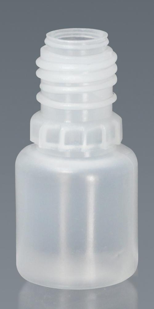 Plastic Bottles, Natural LDPE Tamper Evident Dropper Bottles (Bulk), Caps NOT Included
