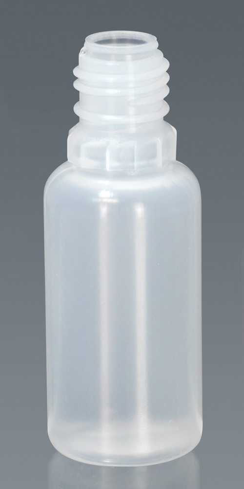 15 ml Plastic Bottles, Natural LDPE Tamper Evident Dropper Bottles (Bulk), Caps NOT Included