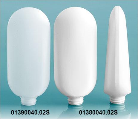 Plastic Bottles, HDPE Tottles (Bulk) Caps Not Included