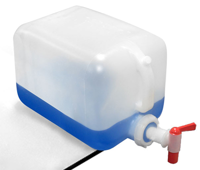 Plastic Jugs, HDPE Utility Jugs w/ Faucets