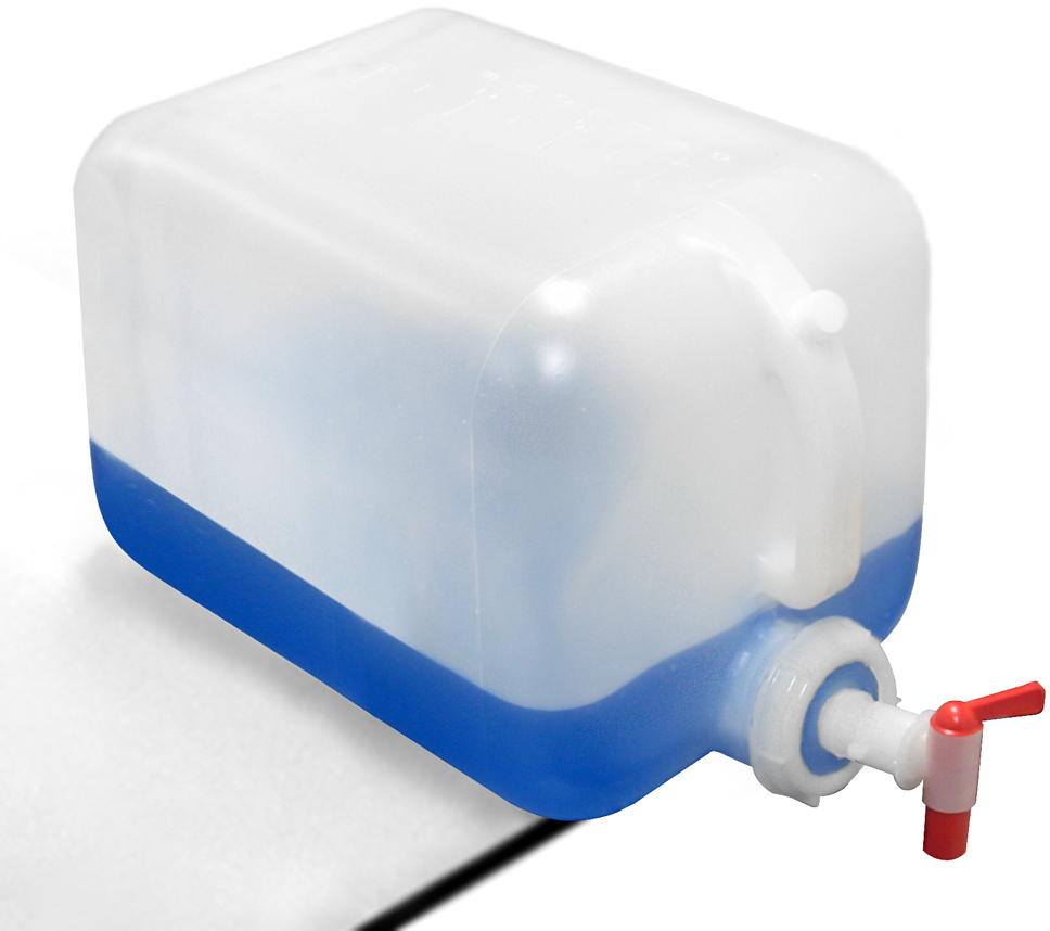 HDPE Utility Jugs w/ Faucets