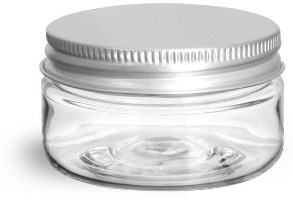 Silver Aluminum Caps