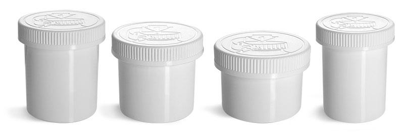 Straight Sided Jars