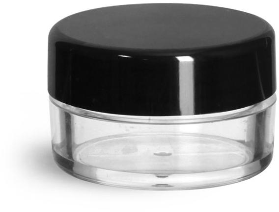 35 mm Black Smooth Caps