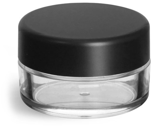 10 ml Natural Plastic Sifter Fitments