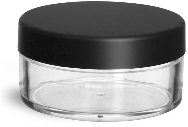 56 mm Black Matte Caps