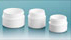 White Polypropylene Thick Wall Jars