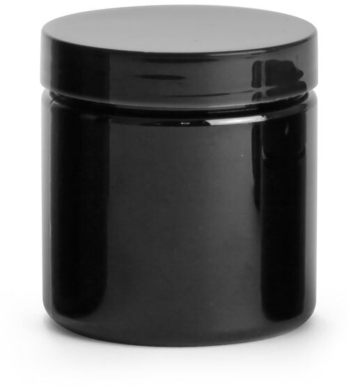 Black PP PS22 Caps