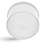 Plastic Vials, Natural Polypropylene Plastic Pop Top Child Resistant Vials