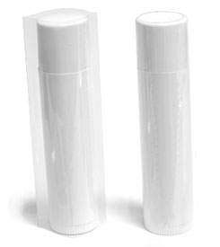 Shrink Bands, 2 mil Clear Shrink Bands for Lip Balm Tubes
