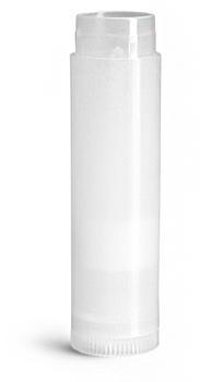 Original Natural Polypropylene Lip Balm Tubes (Bulk)