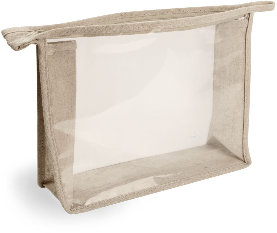Plastic Bags, PEVA and Hemp Zipper Bags w/ Hang Loops
