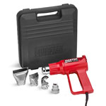 Packaging Equipment, EC-100K Ecoheat Gun Kit w/ Attachments & Case