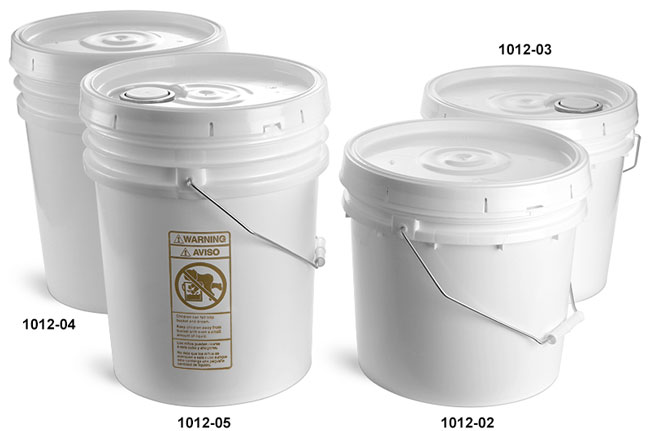 Packaging Solutions Pails Lids Drums