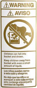 Label Warning