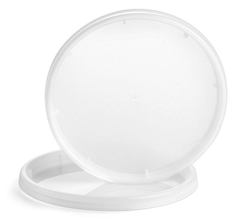 Plastic Lids, Clear Polypropylene Tub Lids