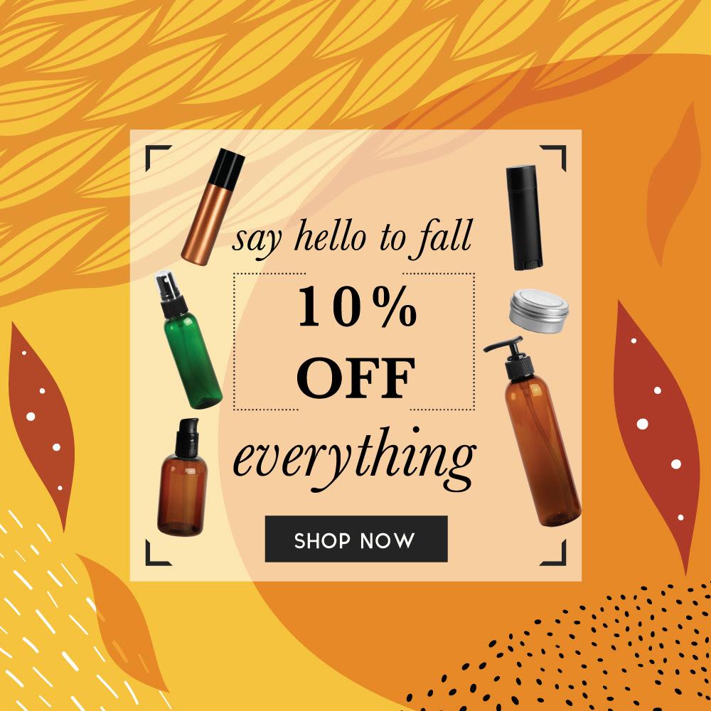 September Savings Promo
