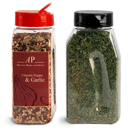 Traditional Spice Bottles