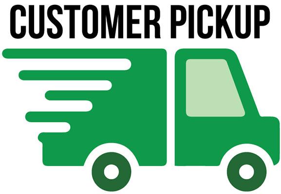 Customer Pickup Center