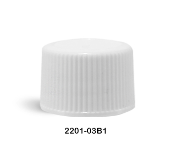 Original Ribbed White F217 Lined Caps