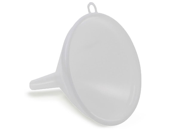 Plastic Funnels, HDPE General Purpose Plastic Funnels