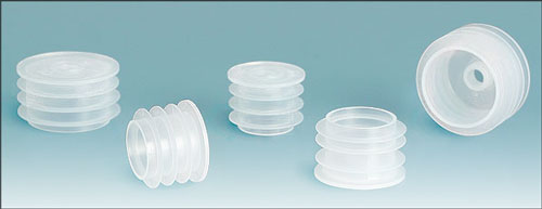 Orifice Reducers, Natural LDPE Orifice Reducers