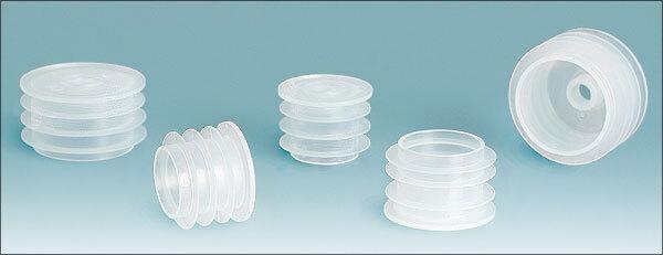 Orifice Reducers, Natural LDPE Orifice Reducers
