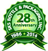 SKS Bottle & Packaging 28th Anniversary