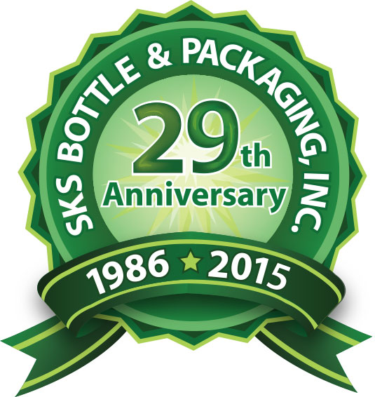 SKS Bottle & Packaging 29th Anniversary