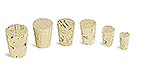 Cork Stoppers Size 000 - 5