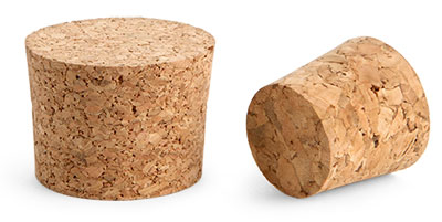 Cork Stoppers, Cork Stopper Sizes 12 & 18