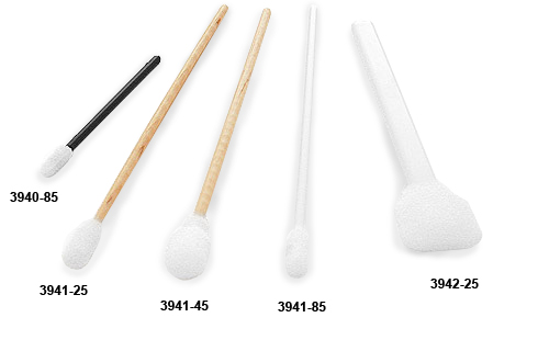 Disposable Swabs, Disposable Enviro Swabs
