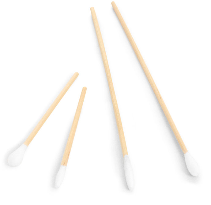 Cotton Swabs, Disposable Cotton Swabs