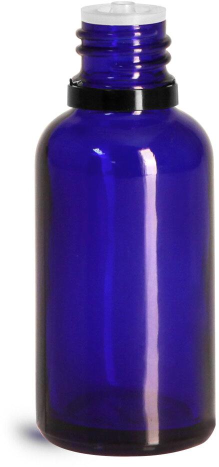 Black Plastic TE Caps w/ ORs