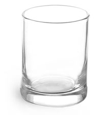 Clear Glass Candle Jars, 3 oz Clear Glass Candle Jars