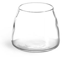 Clear Glass Candle Jars (Bulk), Lids NOT Included