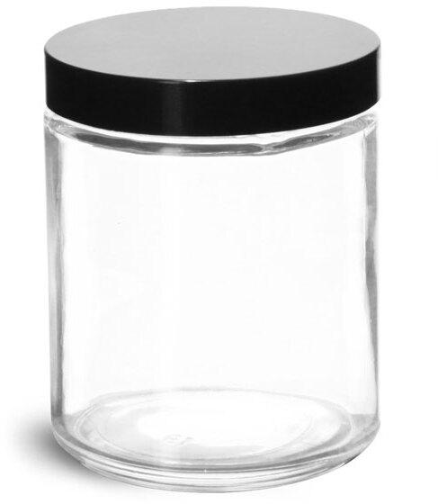Black Smooth Phenolic PV Caps