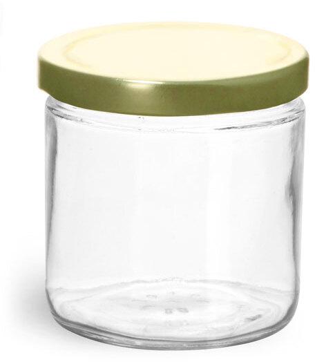 Gold Metal Plastisol Lug Caps