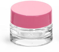 Pink PP Smooth Caps