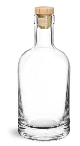 Bar Top Bottles