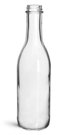 Original Clear Glass Woozy Bottles