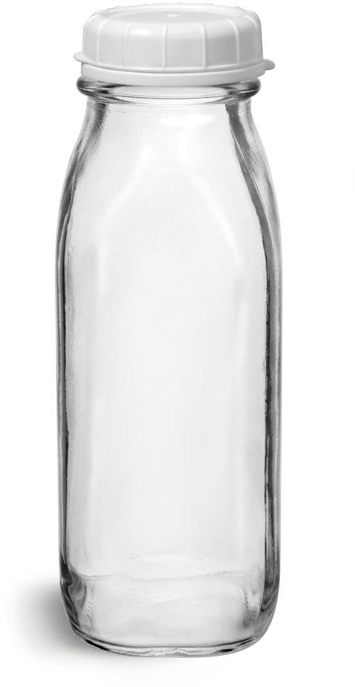 48 mm White PP TE Caps