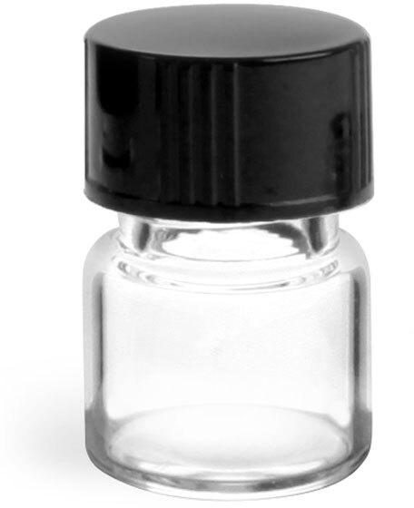 Black Phenolic Caps