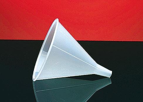 Plastic Funnels, General Purpose Plastic Funnels